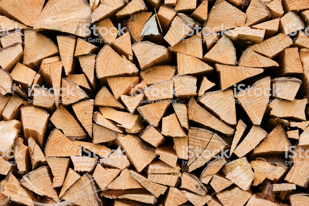 Background Of Firewood Stack Stock Photo   Download Image Now   iStock 1024x683