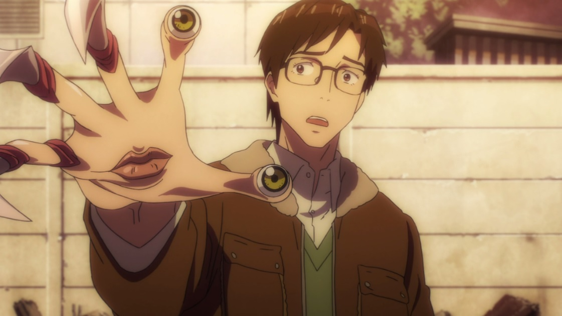 KANEKI TOKYO GHOUL VS SHINICHI PARASYTE   Anime Vice 1121x631