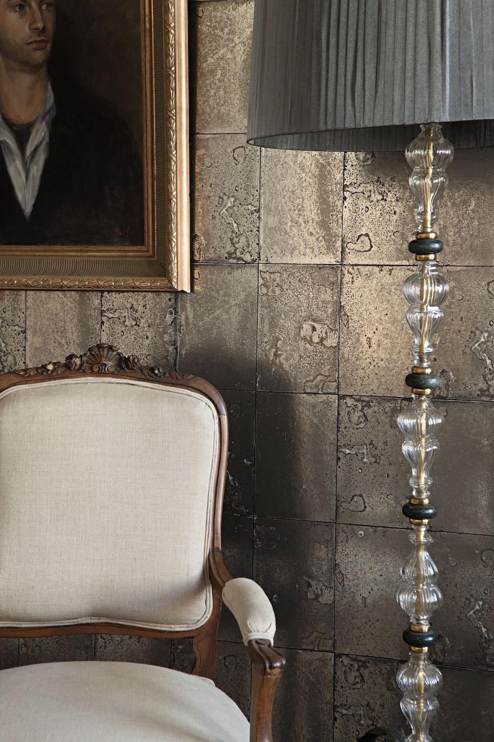 Antique Mirror Wallpaper Wallpapersafari