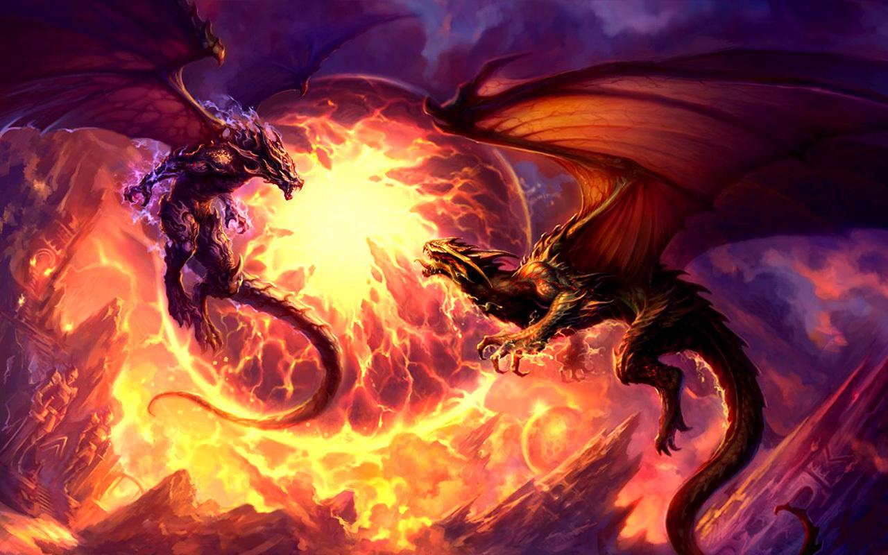 Dragon Wallpaper dragons 13975563 1280 800jpg 1280x800