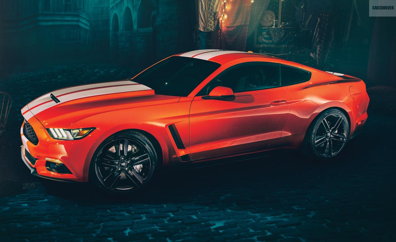 2016 Ford Mustang Shelby GT350 artists rendering 1280x782