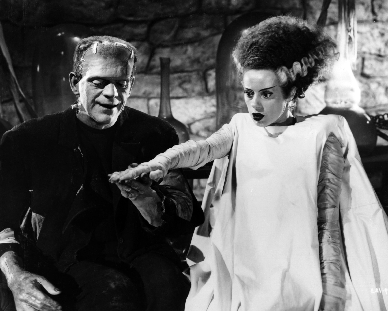 Movie   The Bride Of Frankenstein Bride Of Frankenstein Wallpaper 3000x2405