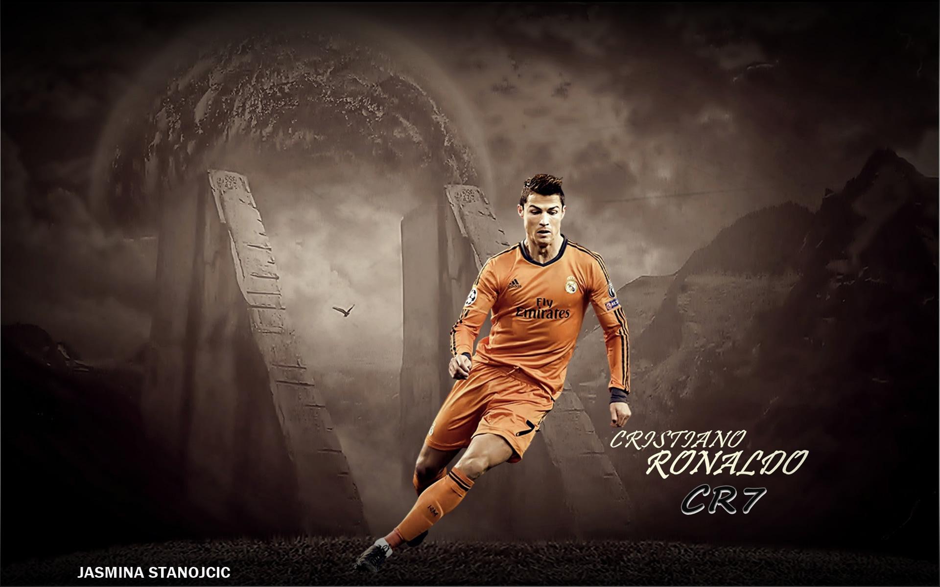 Free Download Cristiano Ronaldo 2014 Real Madrid Wallpaper