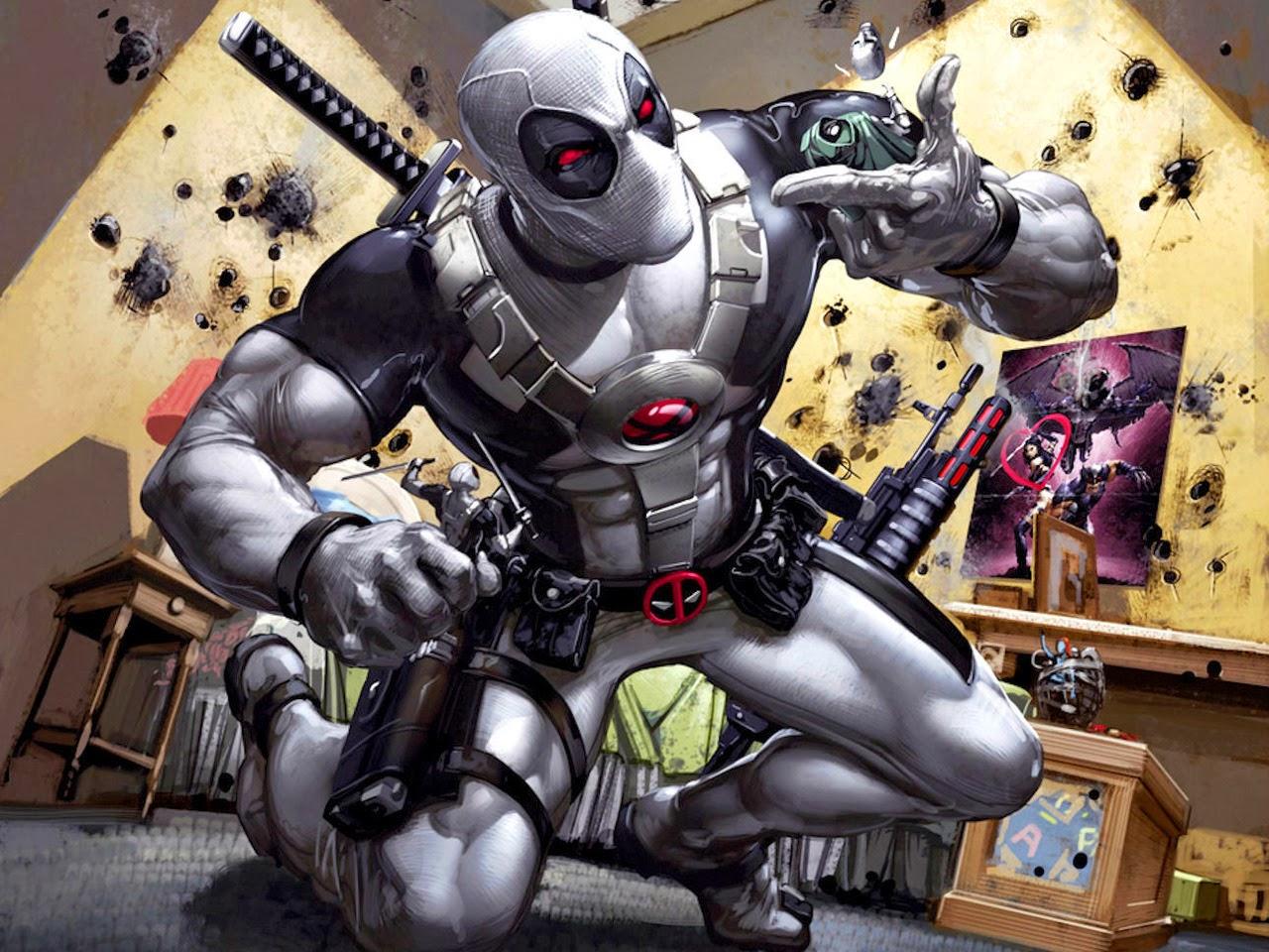 ORGENES Deadpool Masacre El Mercenario Bocazas Comicrtico 1280x960