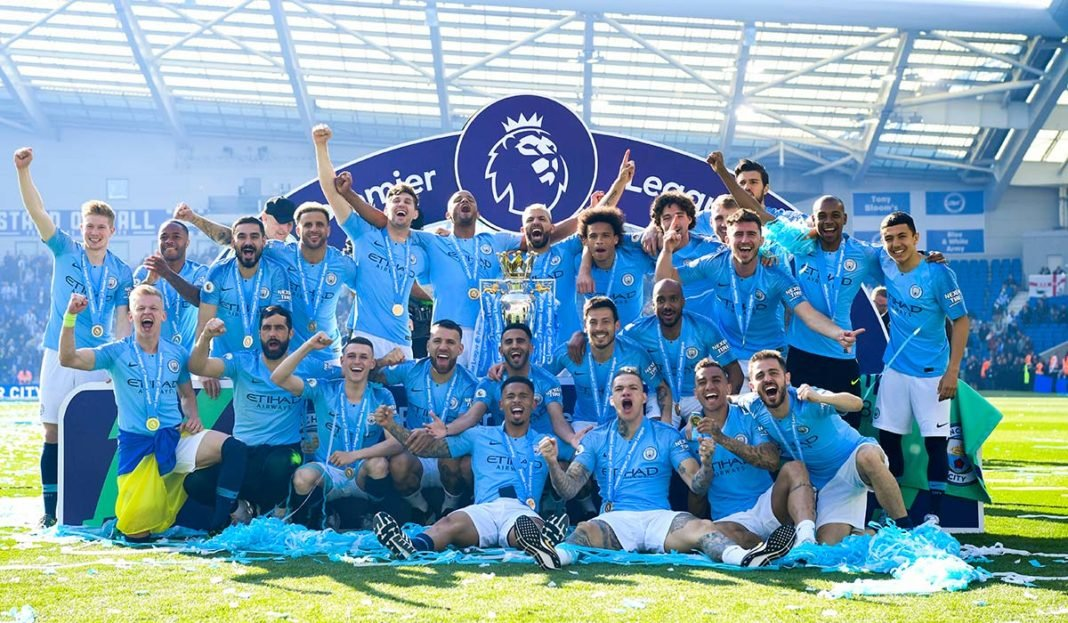 Report Manchester City Could Be BANNED From Champions League 1068x623