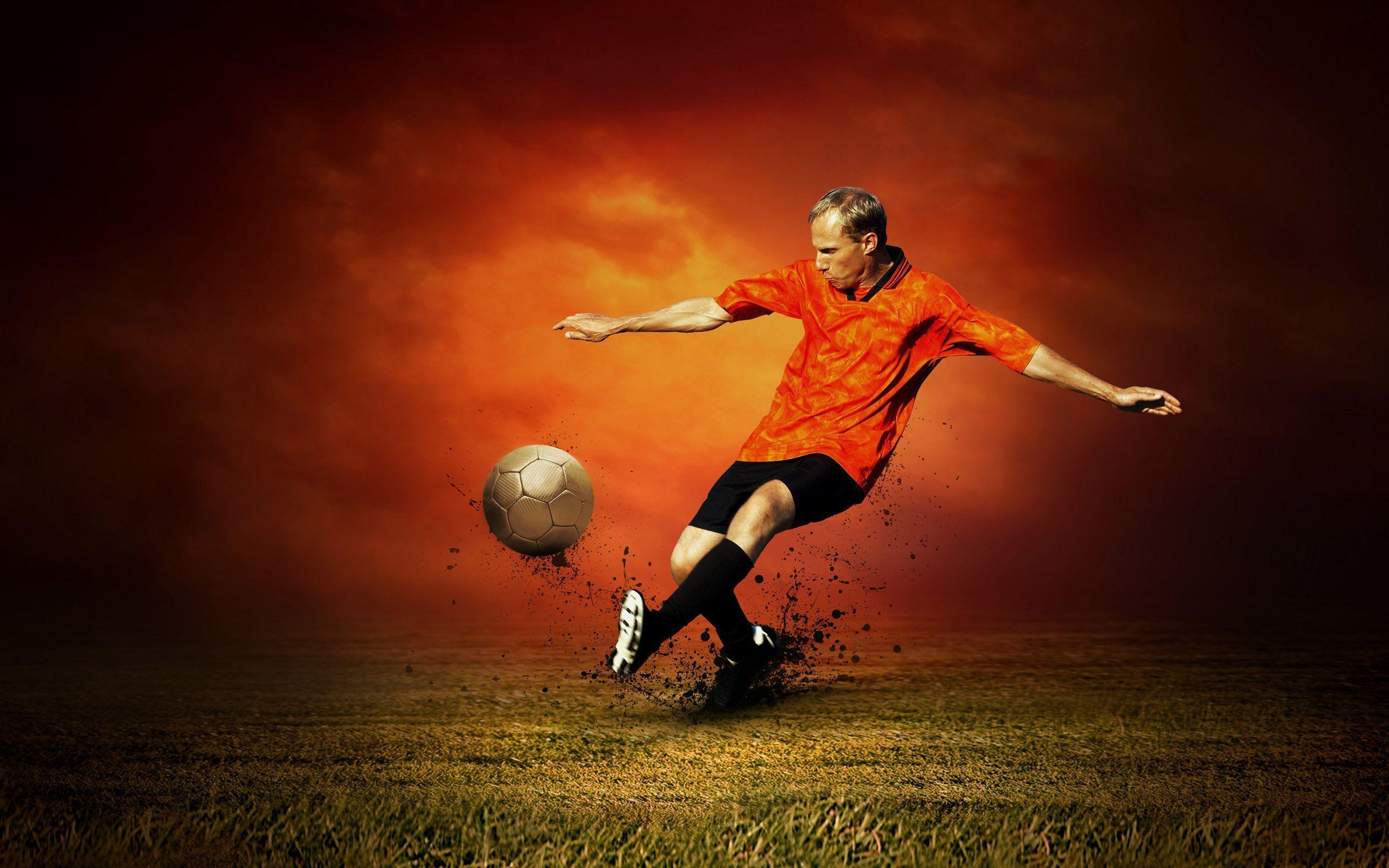 Cool Soccer Backgrounds 2560x1600