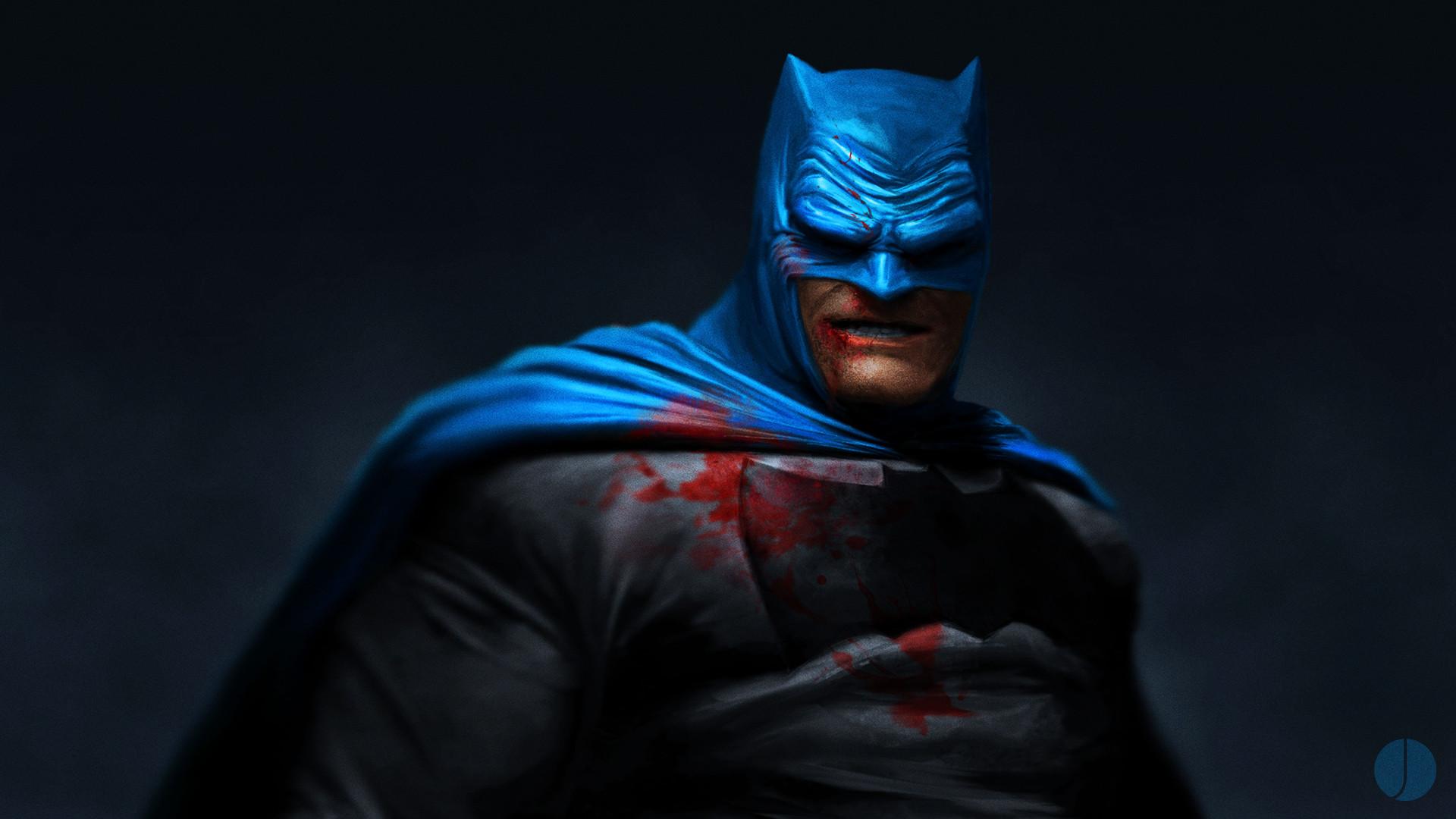Batman Thiagoprovin Deviantart 1920x1080