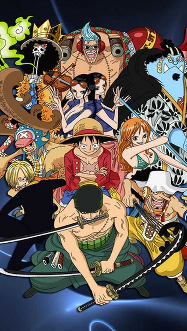 50 One Piece Wallpaper Iphone On Wallpapersafari