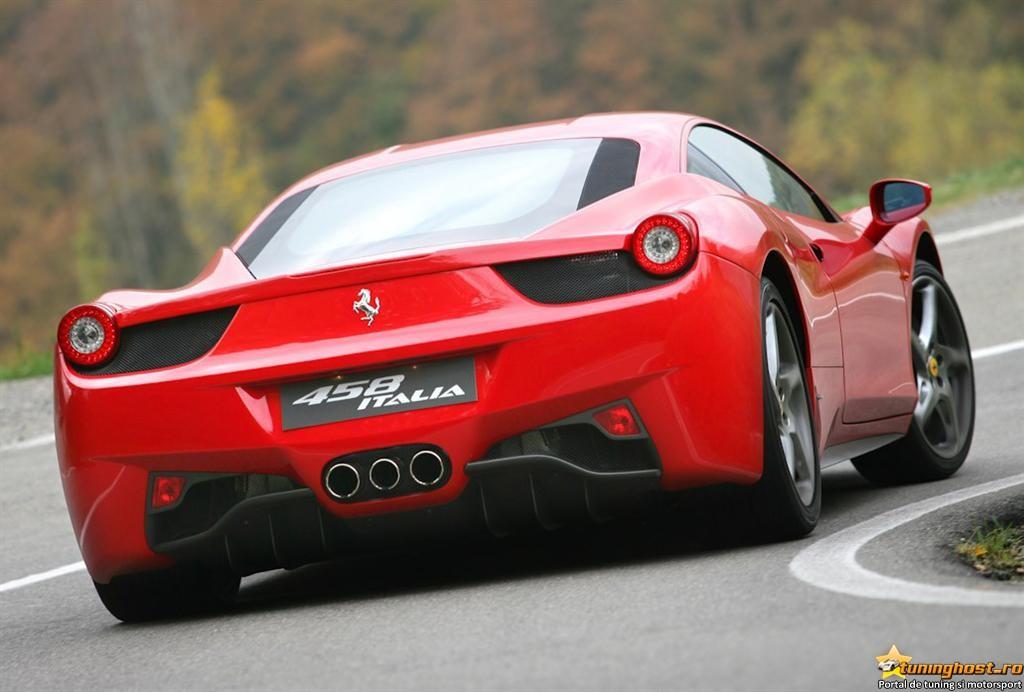 World Car Wallpapers Ferrari 458 italia 1024x692