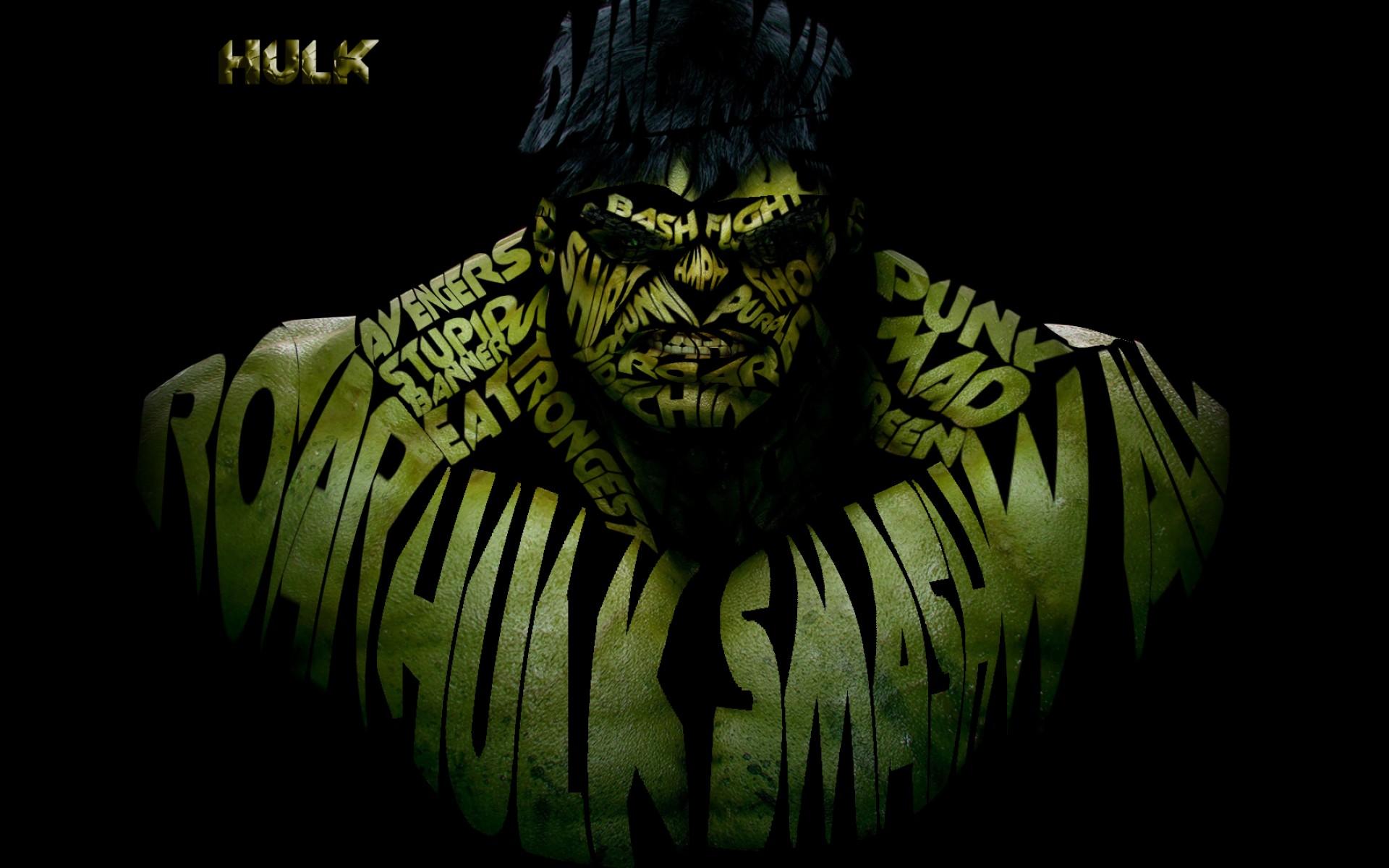 Dark Hulk Wallpapers HD 1920x1200