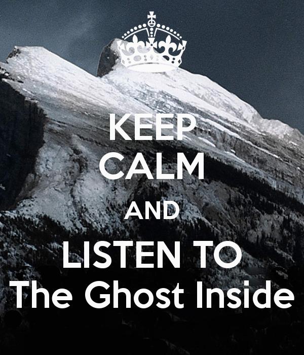 The Ghost Inside Wallpaper Widescreen wallpaper 600x700