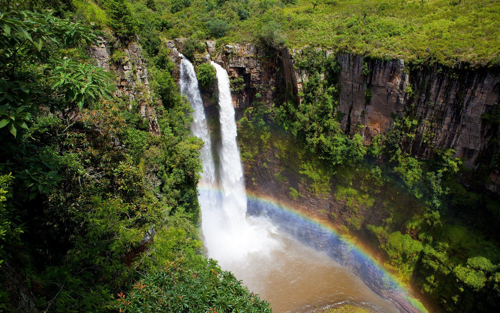 Mac Mac Falls South Africa wallpaper   850546 1920x1200