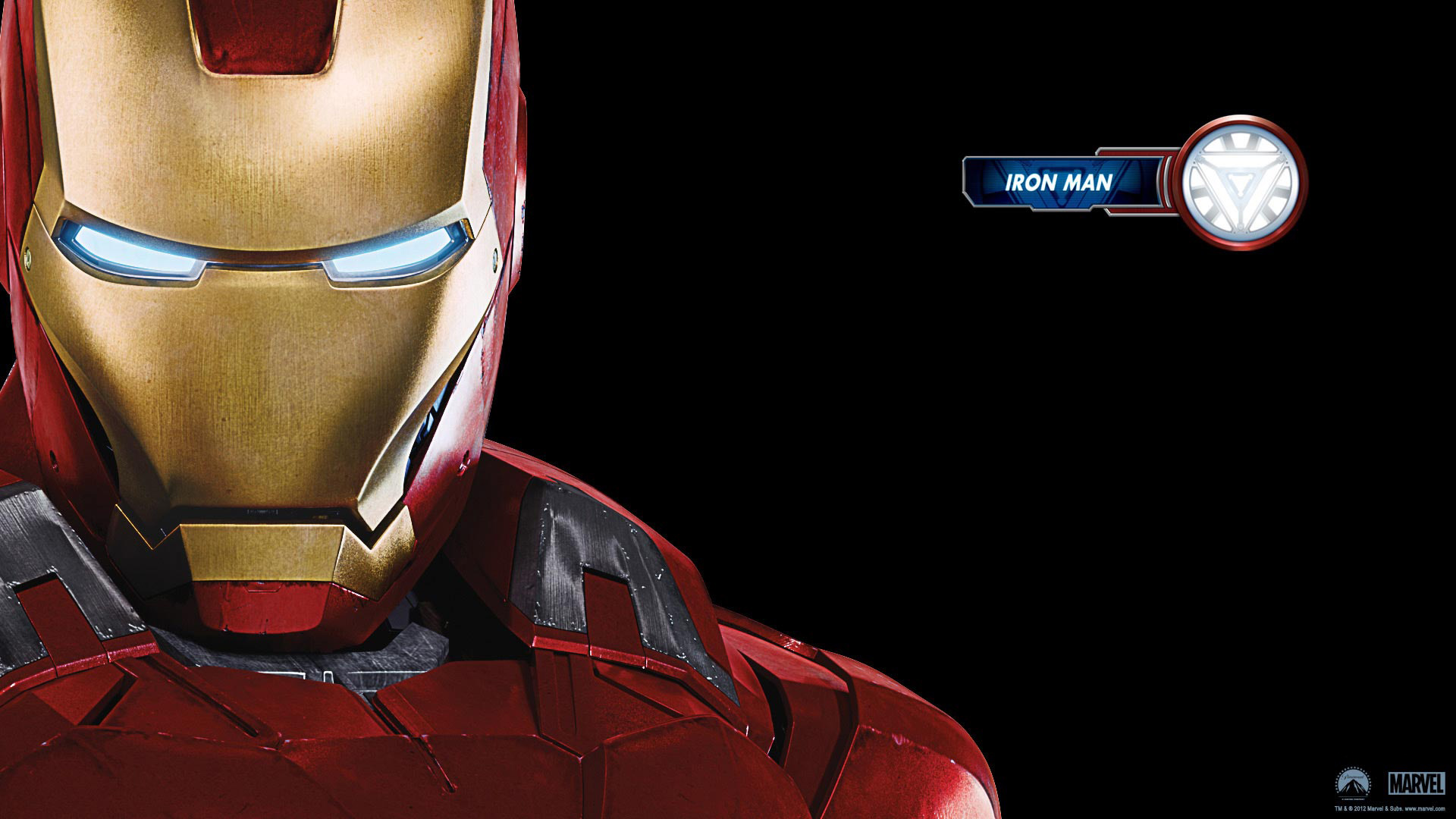Iron Man in 2012 Avengers Wallpapers HD Wallpapers 1920x1080