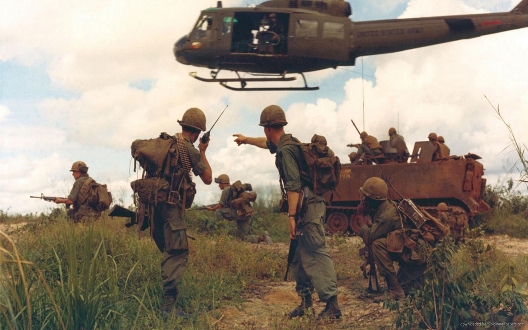 Vietnam War Wallpapers Full HD 86S53W7   4USkY 1680x1050