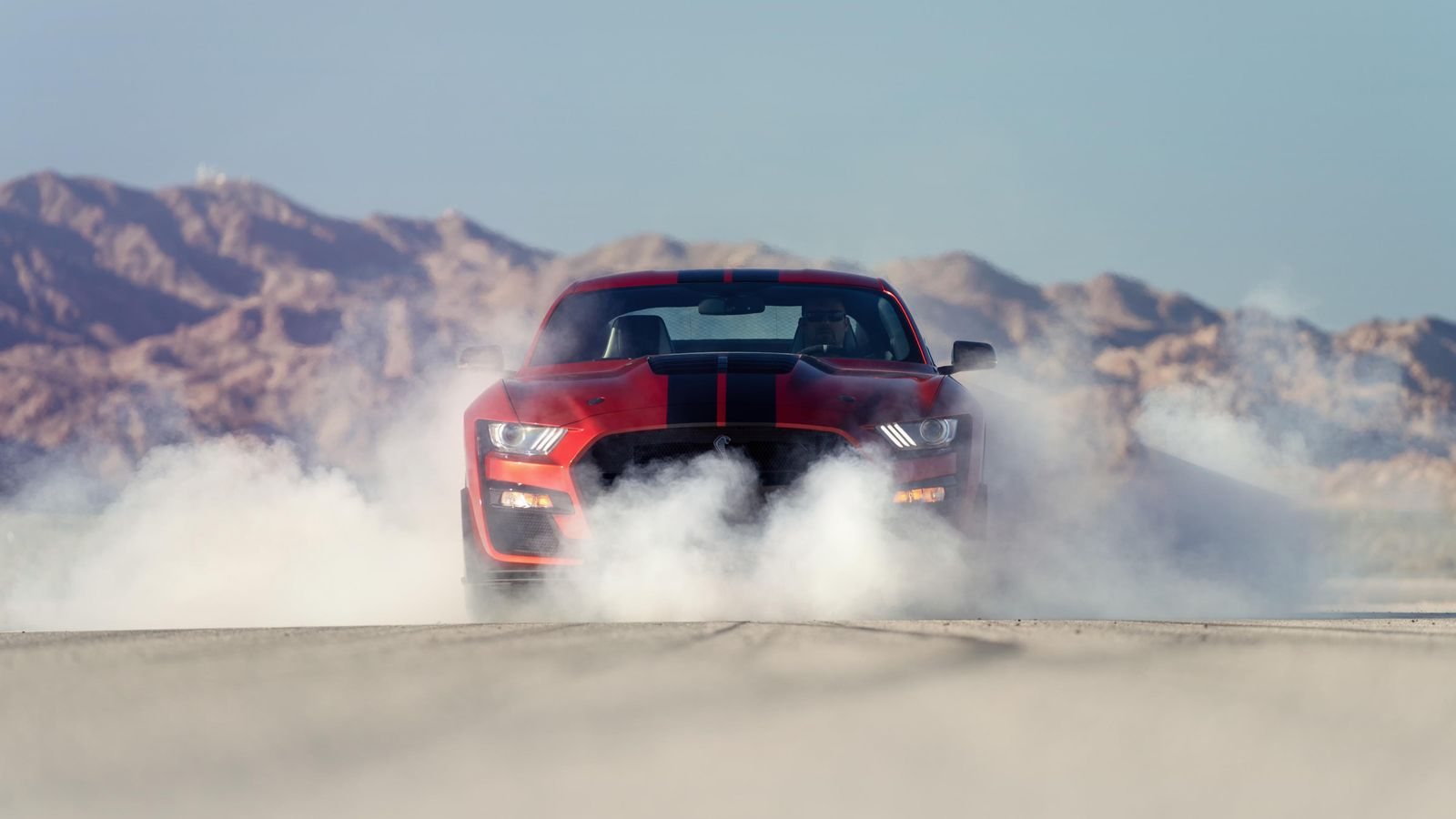 2019 Detroit Auto Show biggest debuts Shelby Mustang GT500 Ford 1600x900