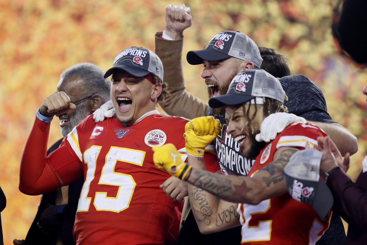 Chiefs vs 49ers to face off at Super Bowl 1200x800