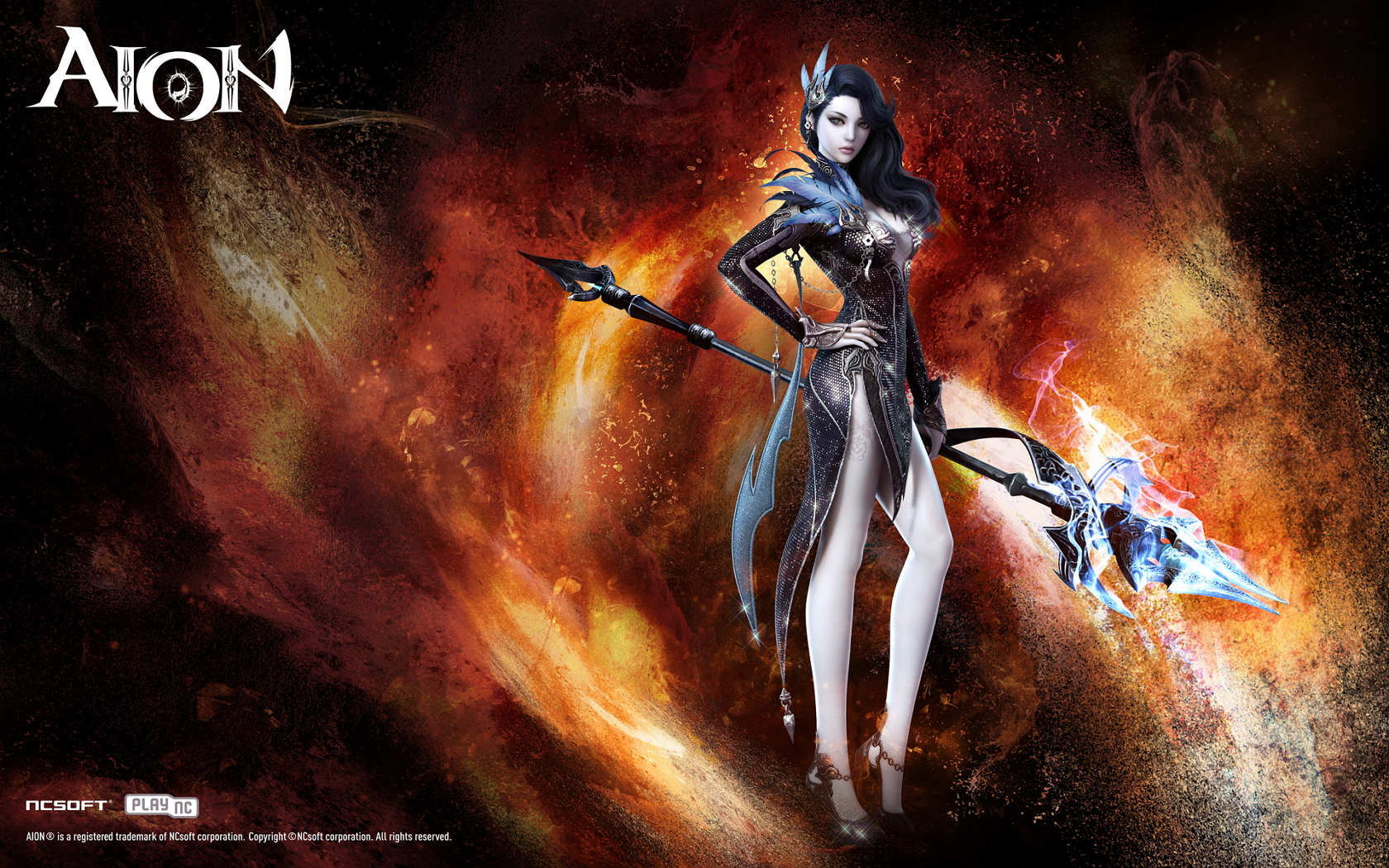 aion 4 0 wallpaper chanter Aion Life 1680x1050