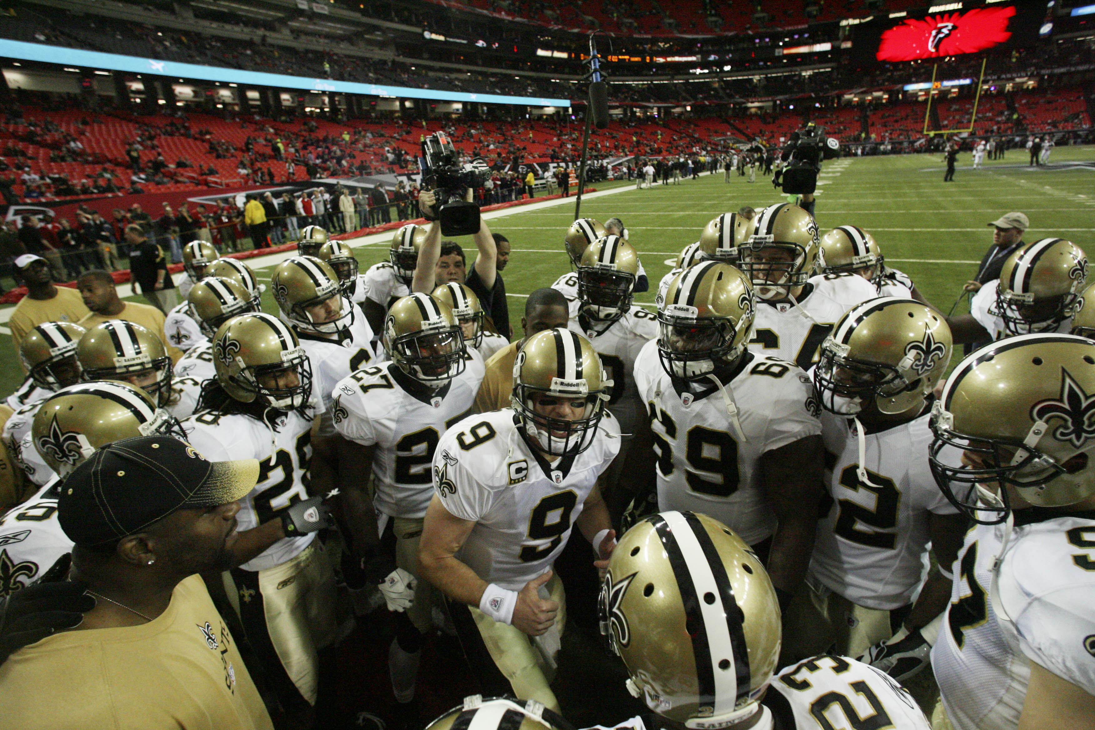 Drew Brees chant wallpaper Request New Orleans Saints 3504x2336