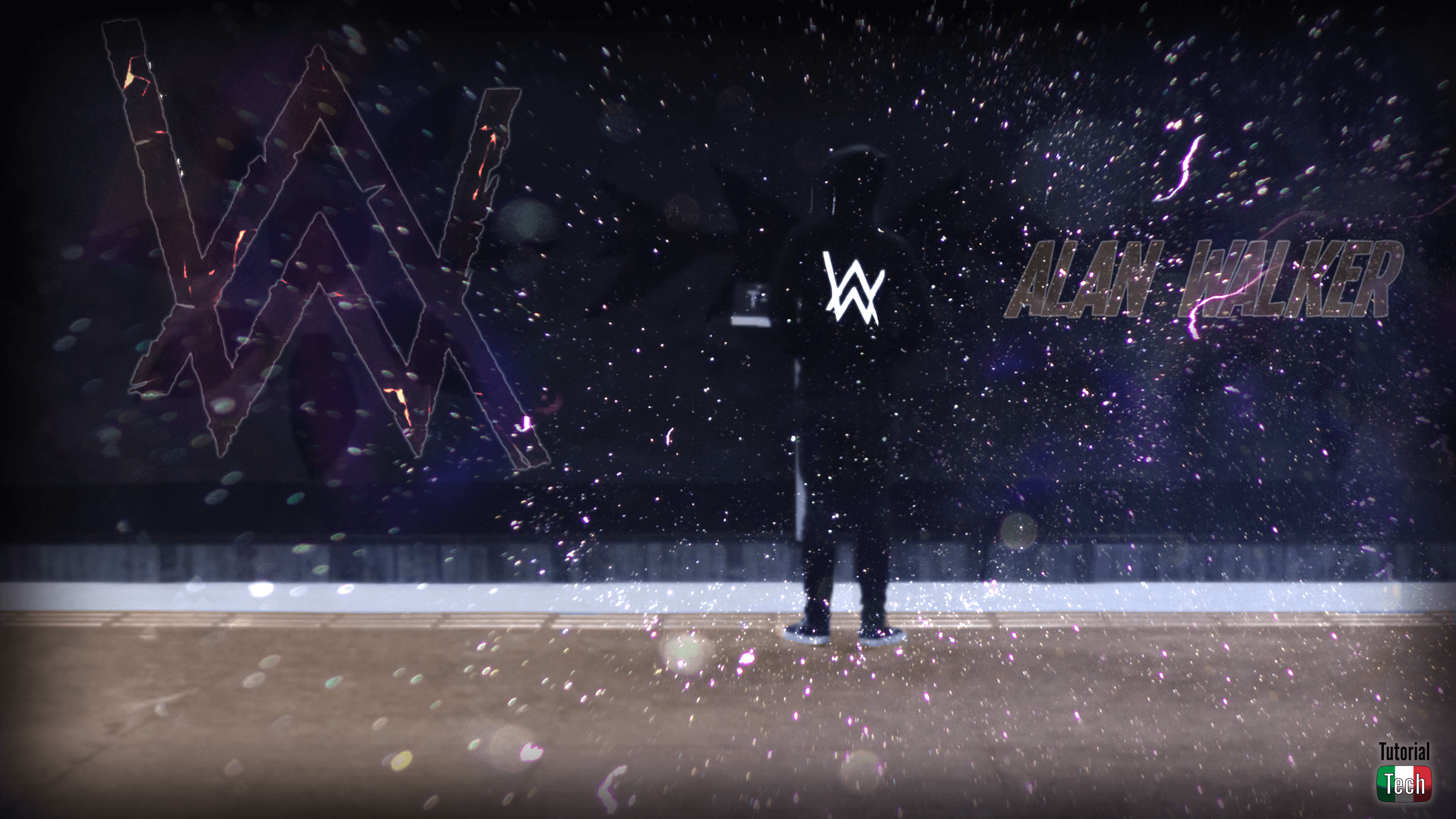 Alan Walker Wallpapers 2560x1440