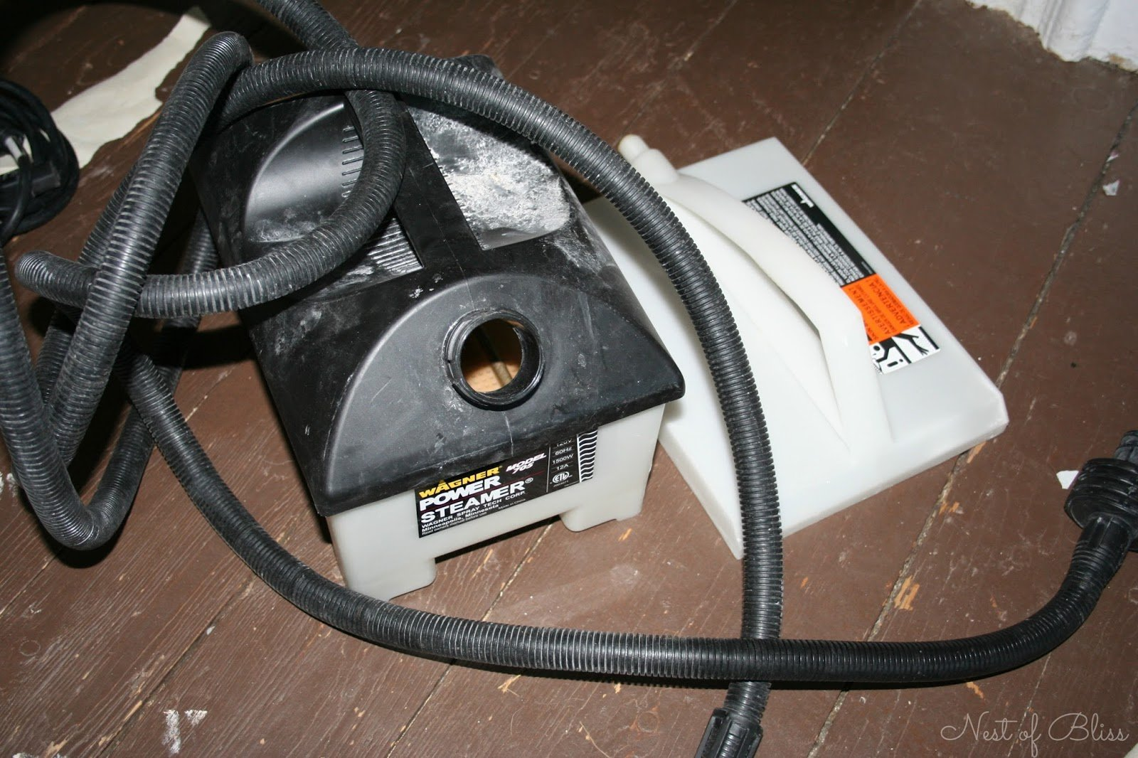 Wallpaper Removal Steamer Rental