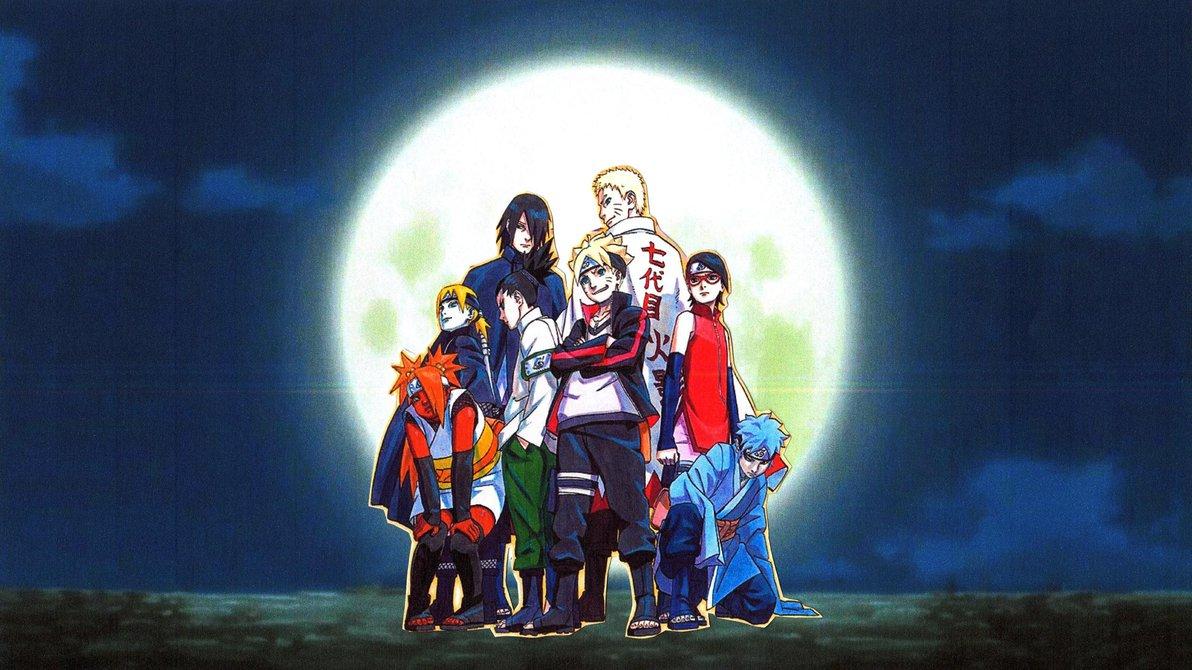 Boruto Naruto The Movie Wallpaper 2 by weissdrum 1192x670