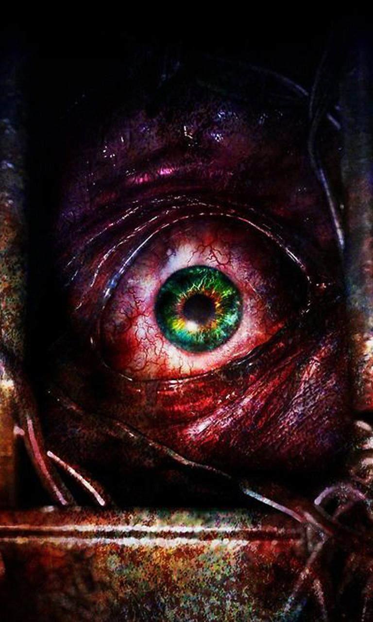 Resident Evil Eyejpg phone wallpaper by twifranny 768x1280