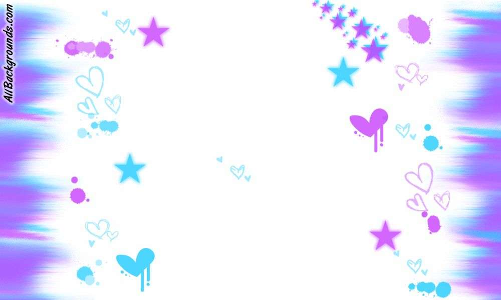 Purple Cute Backgrounds   Twitter Myspace Backgrounds 1000x600