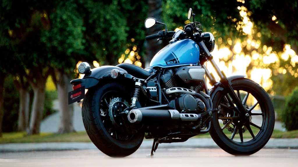 Yamaha Bolt 2015 Wallpapers   1024x576   246372 1024x576