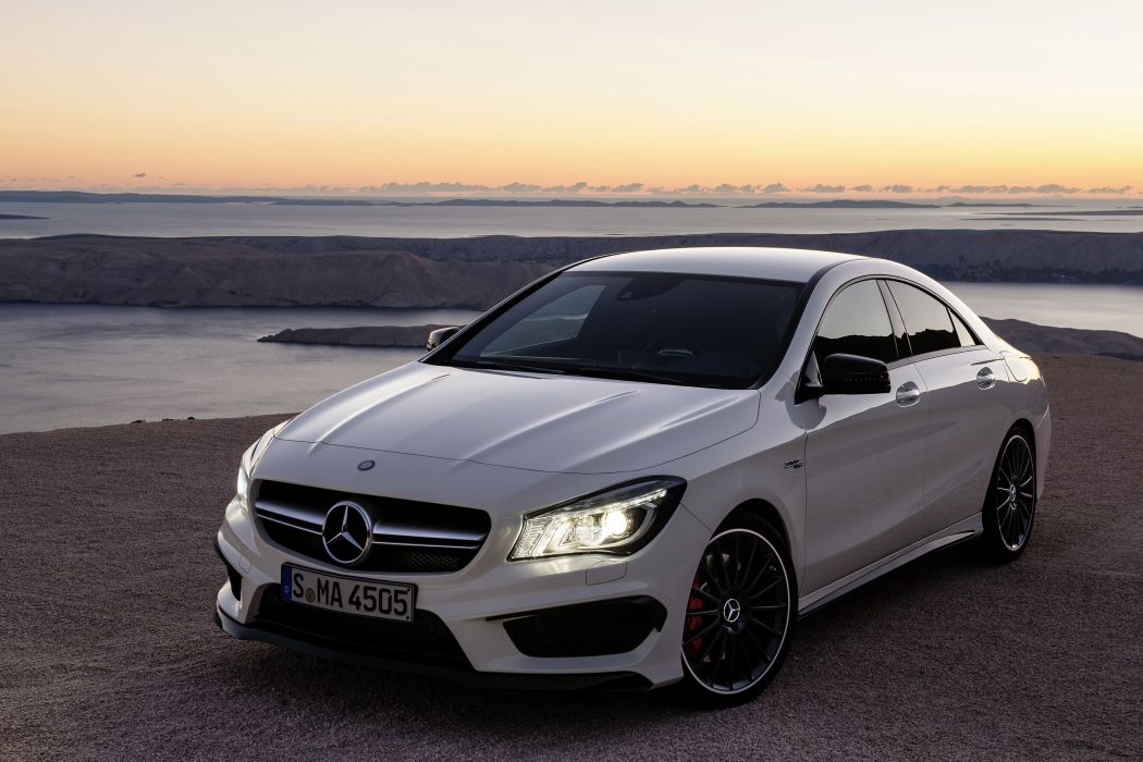 2014 Mercedes Benz CLA 45 AMG wallpaper 3000x2000 165611 1050x700