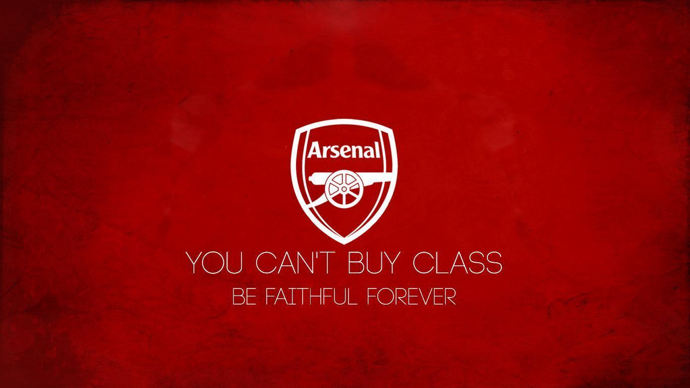 Arsenal FC Logo 2014 Wallpaper Background HD Wallpaper for Desktop 1366x768