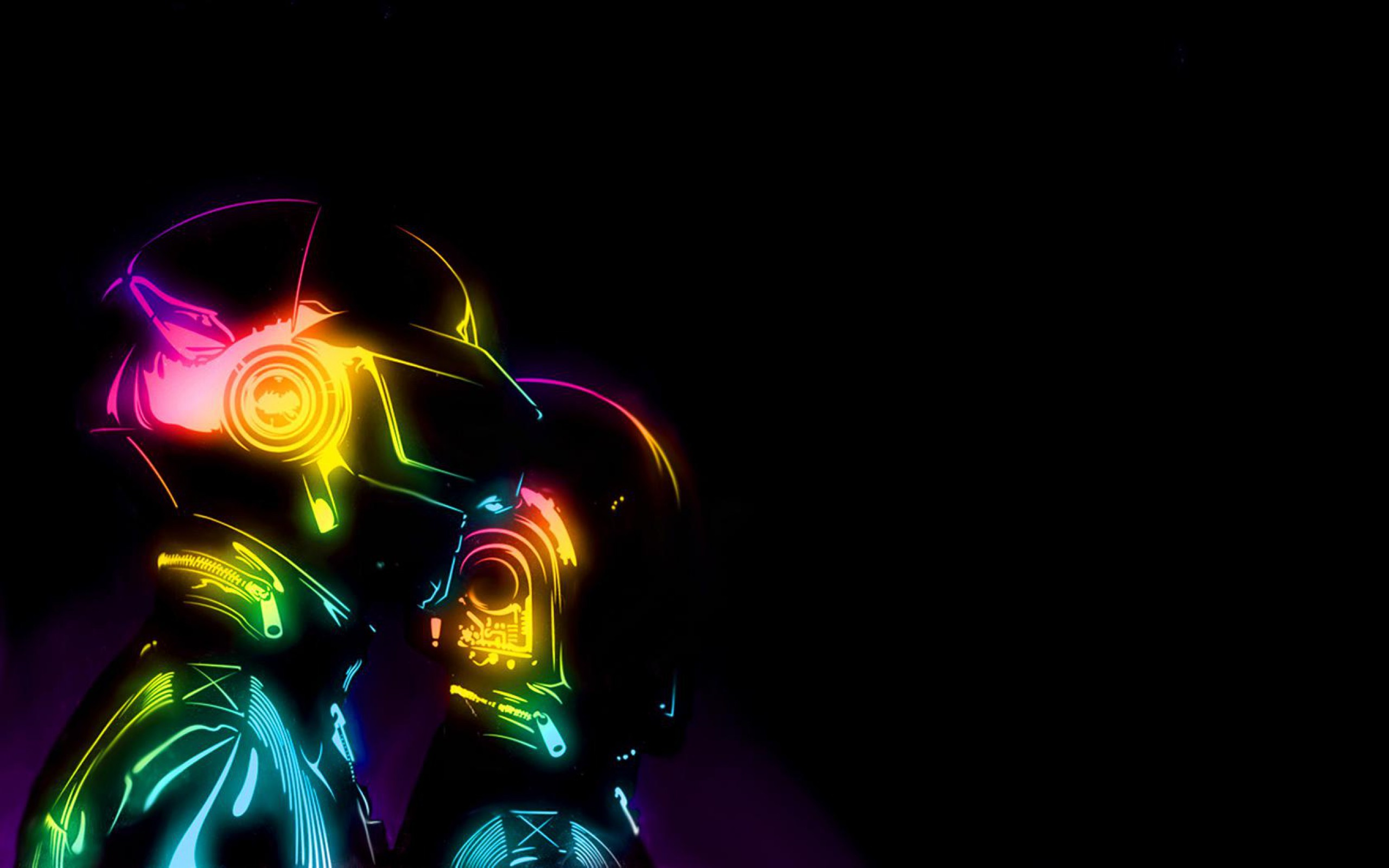 Electronic Music Desktop and mobile wallpaper Wallippo 2560x1600