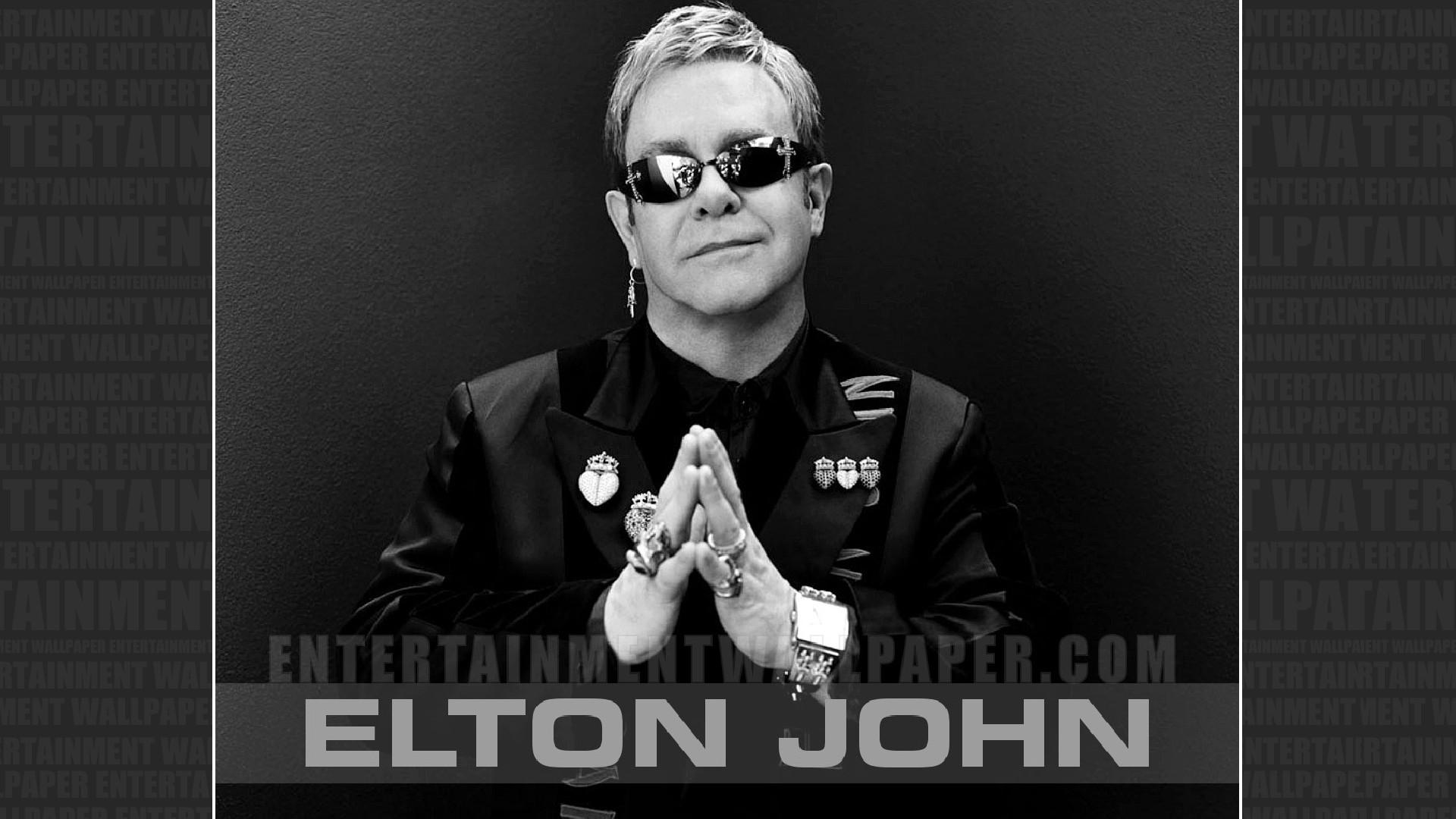 Elton John   Elton John Wallpaper 41028507 1920x1080