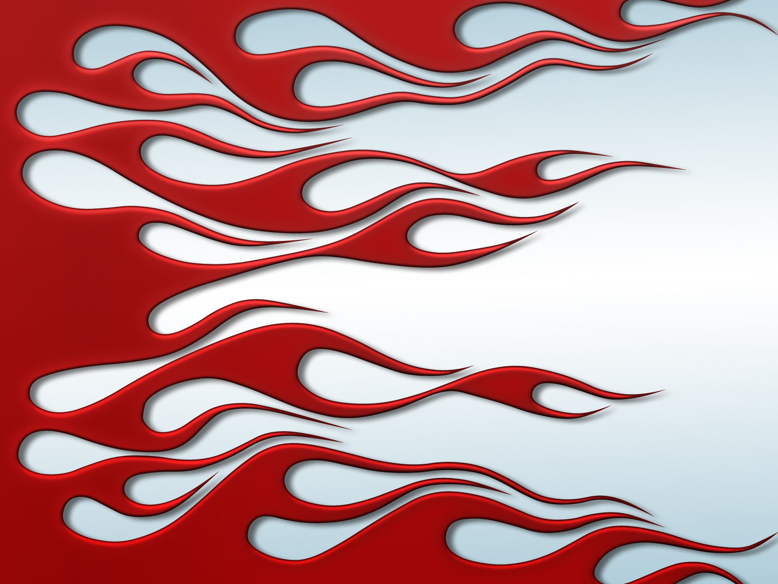 Wallpapers For Red Flames White Background 1600x1200
