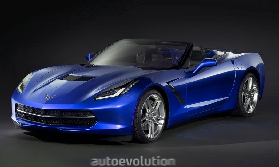2014 Chevrolet Corvette C7 Stinagray ConvertibleHD Wallpapers 907x543