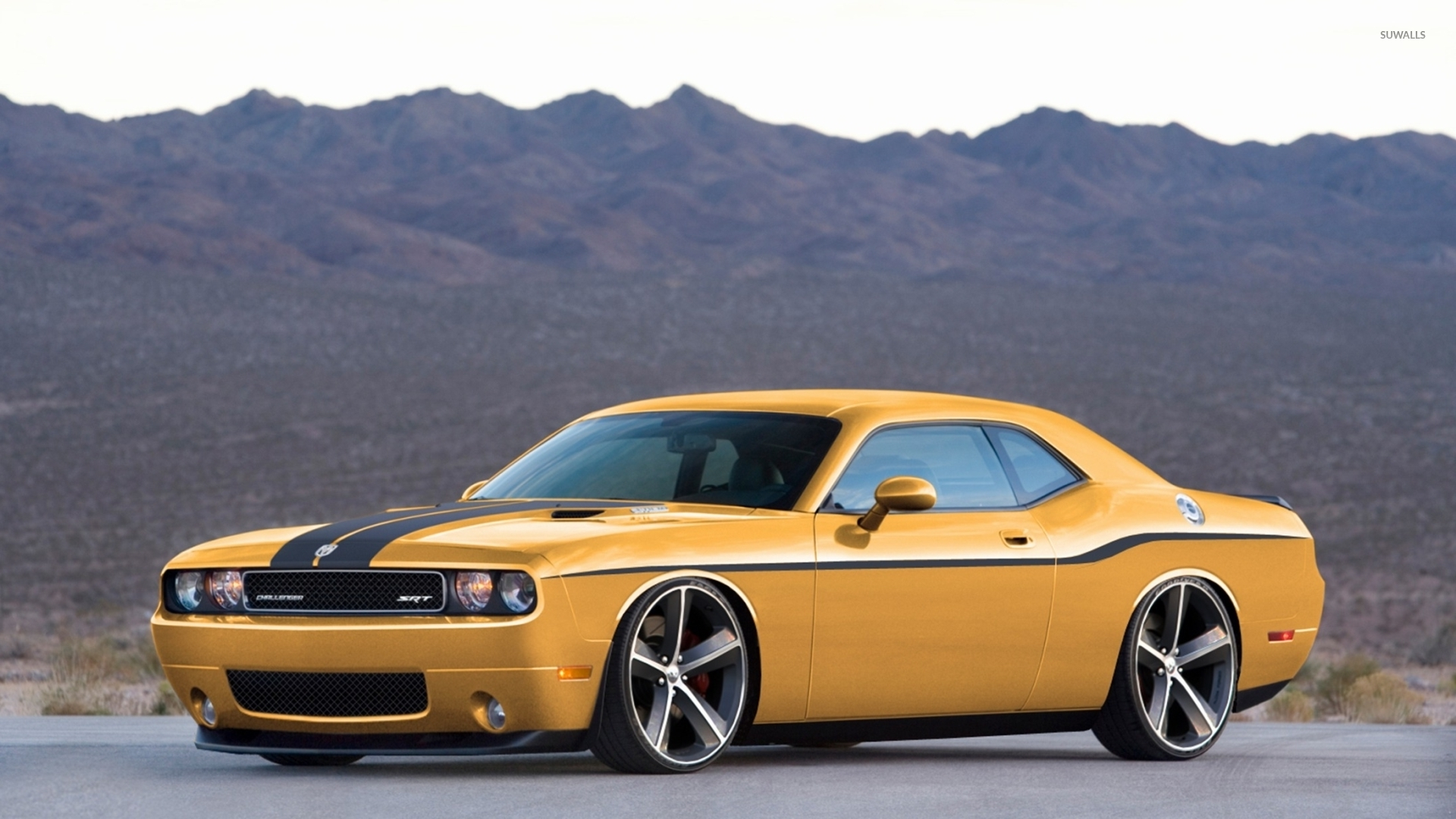 2015 Dodge Challenger SRT wallpaper   Car wallpapers   33542 1920x1080