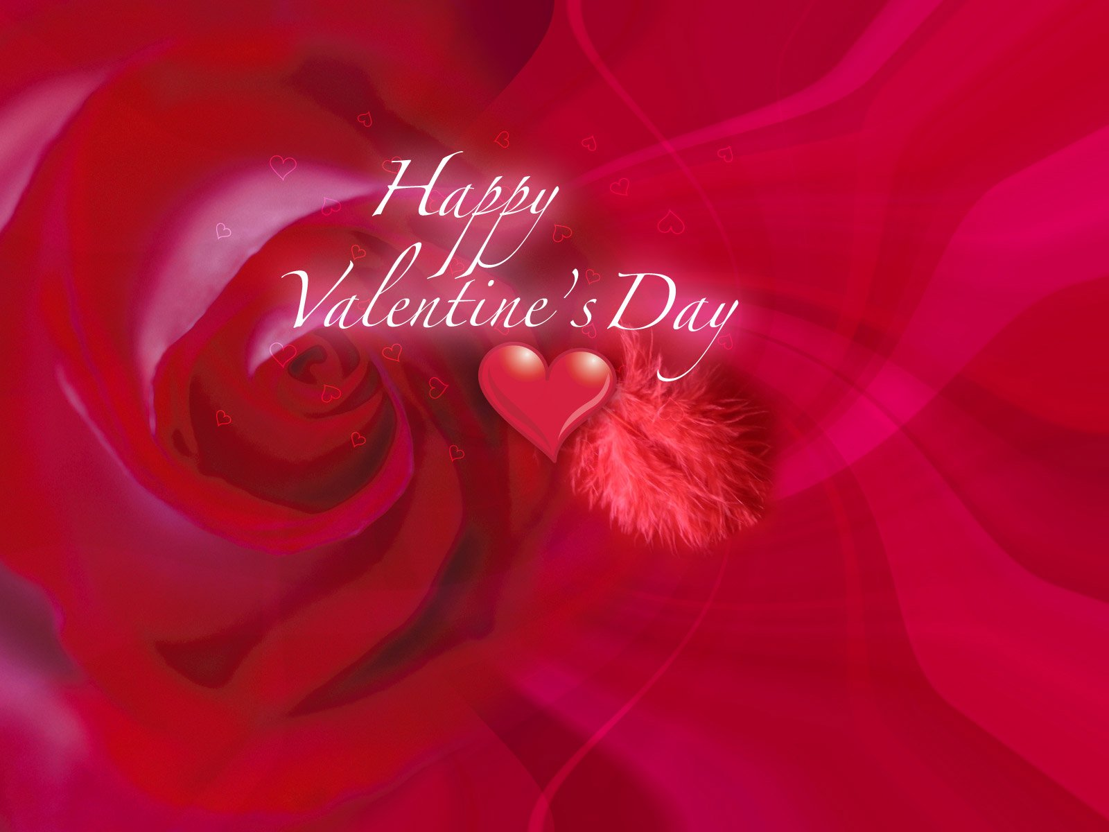 Love Wallpapers happy valentines day wallpaper 1600x1200