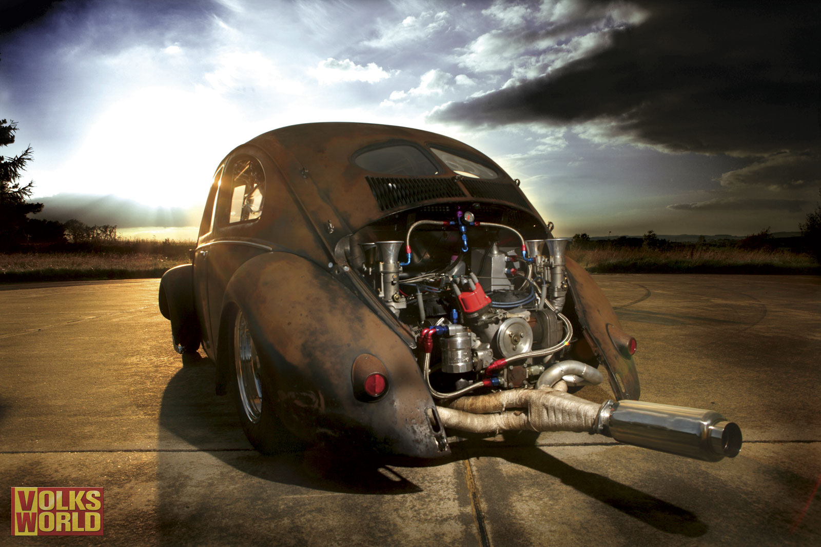 Straightspeed Aircooled VW Drag Racing 1600x1067