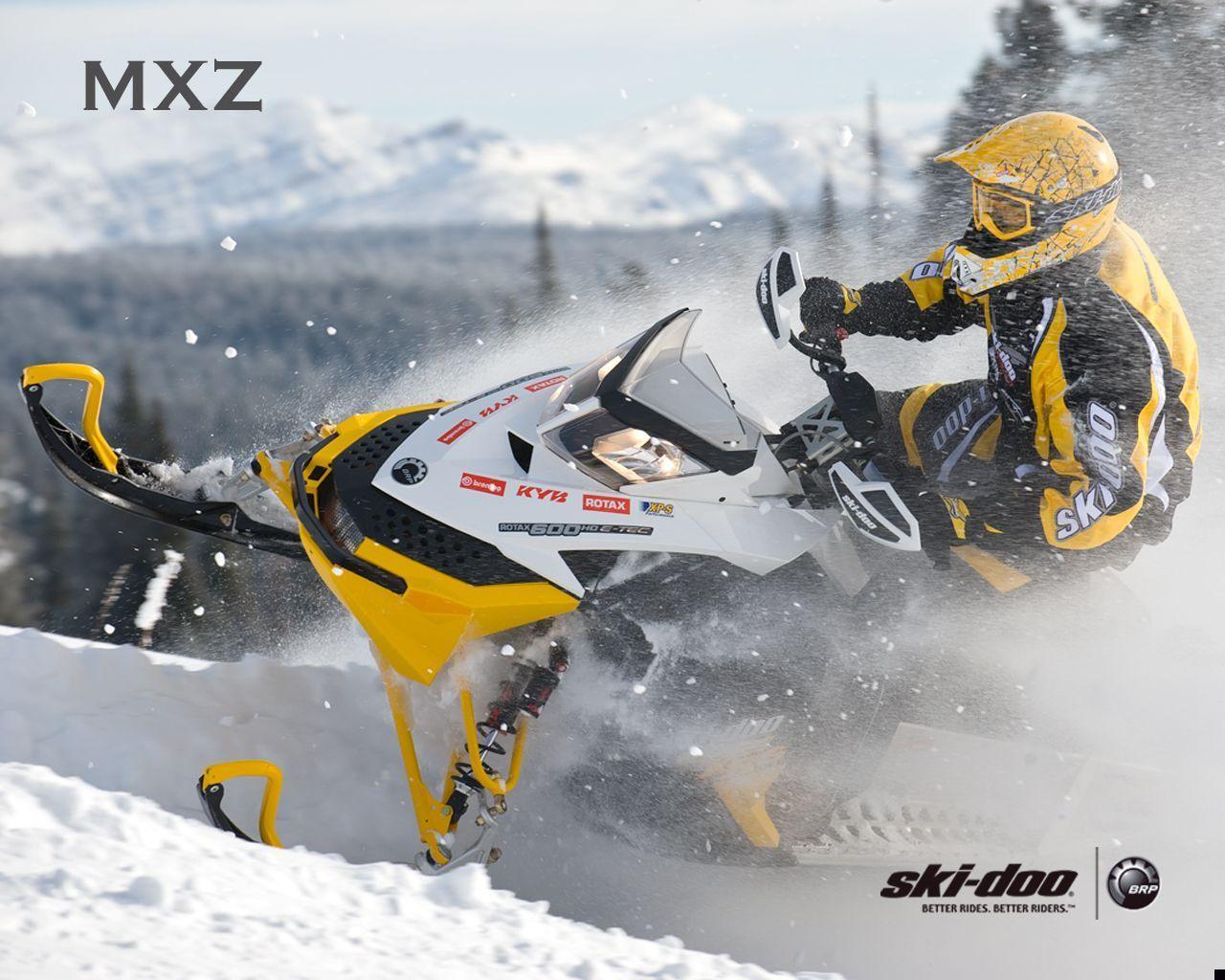 Ski Doo Wallpapers 1280x1024
