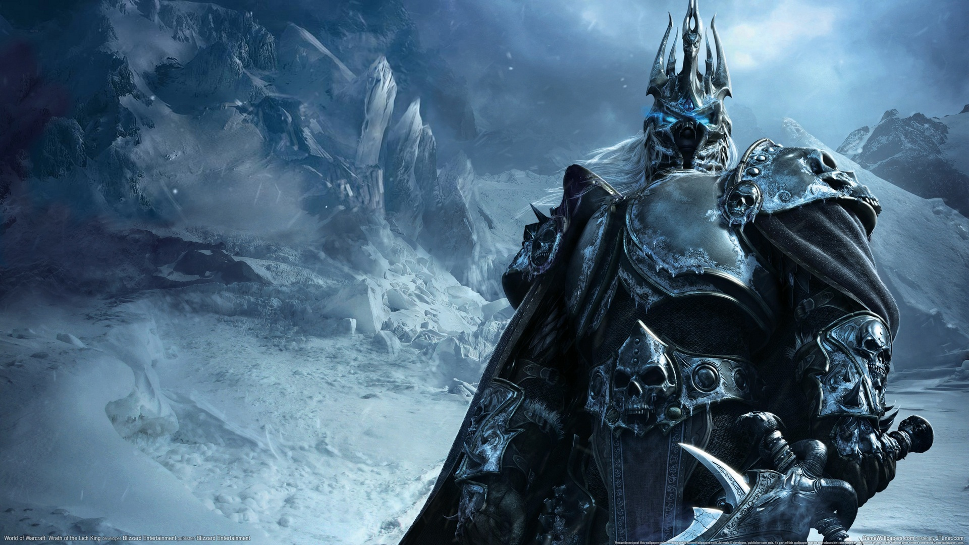 Free Download World Of Warcraft Wrath Of The Lich King
