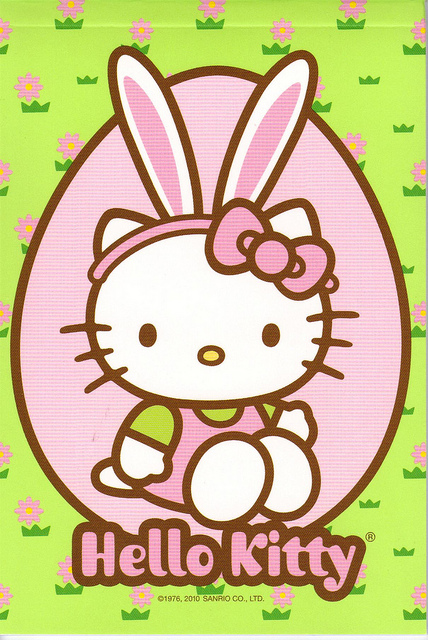 hello kitty easter wallpapers - photo #12