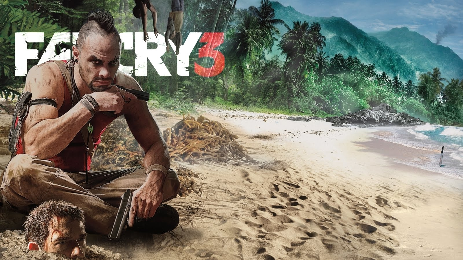 The Elderly Gamer Far Cry 3 Wallpaper 1600x900