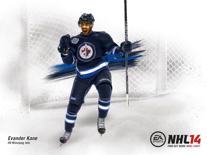 Winnipeg Jets powerhouse forward EVANDER KANE 720x540