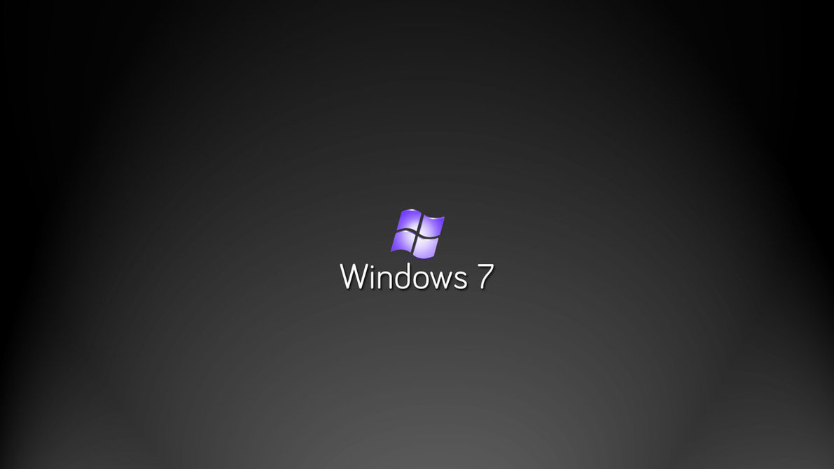 Windows 7 BlackBlue Background by OFFICIALDARKADAM 1191x670