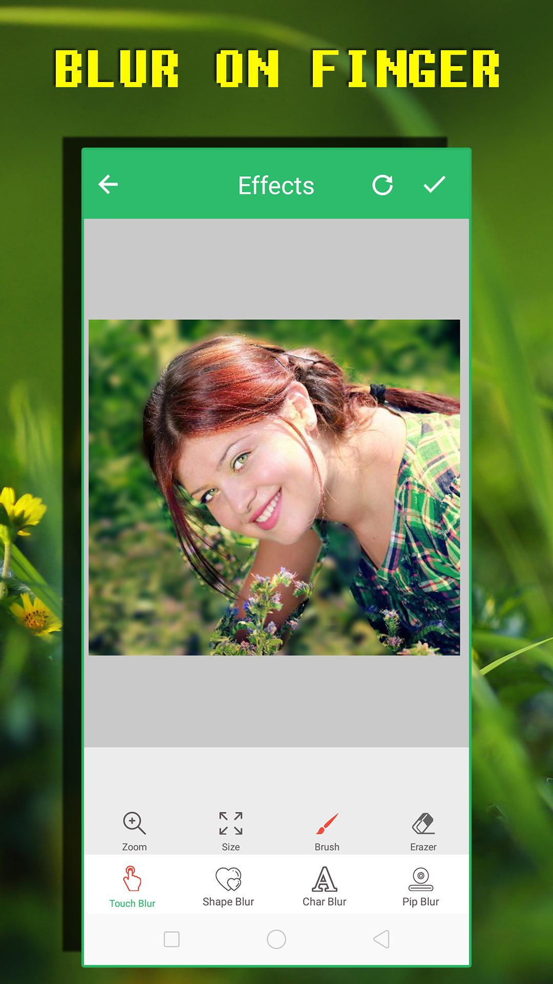 DSLR HD Camera   Blur Photo Background editor for Android   APK 1080x1920