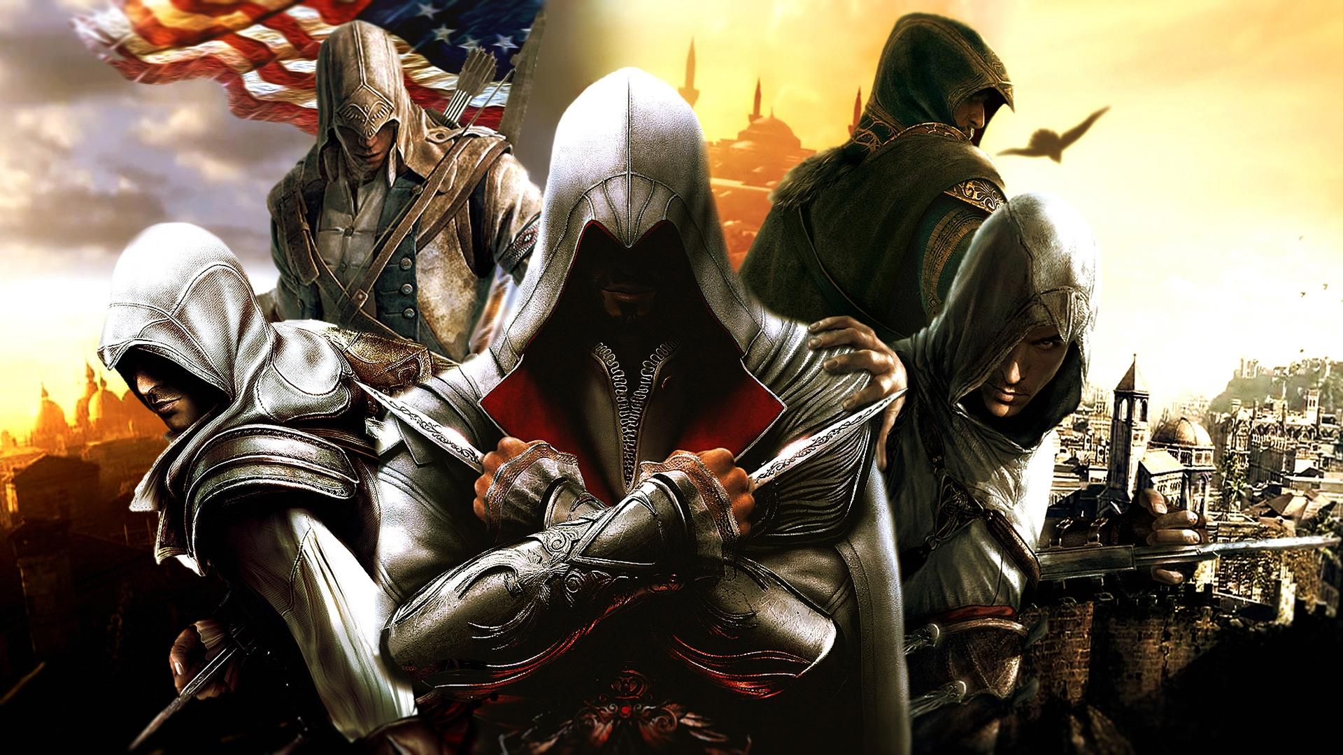 Assassins Creed Assassins Creed 1920x1080