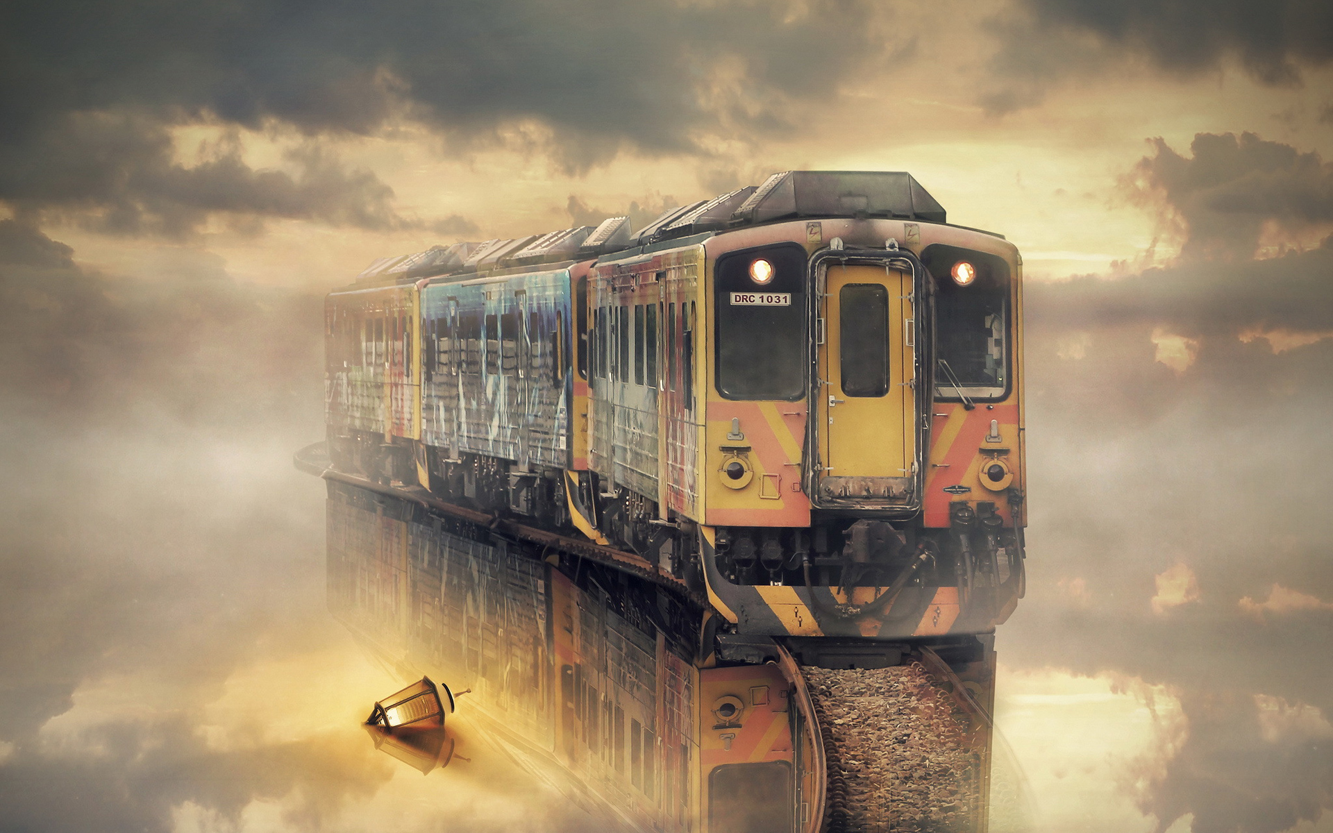 Train Wallpapers HD 1920x1200