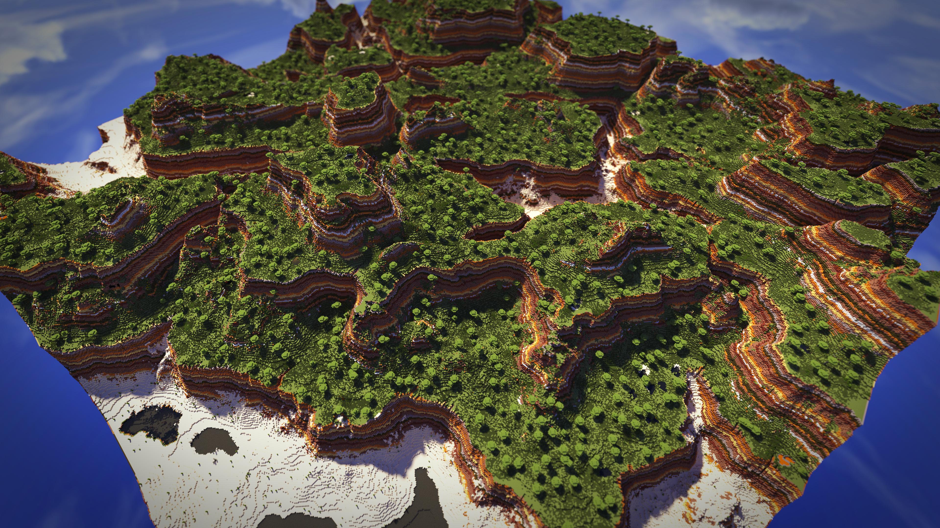 46 4k Minecraft Wallpaper On Wallpapersafari