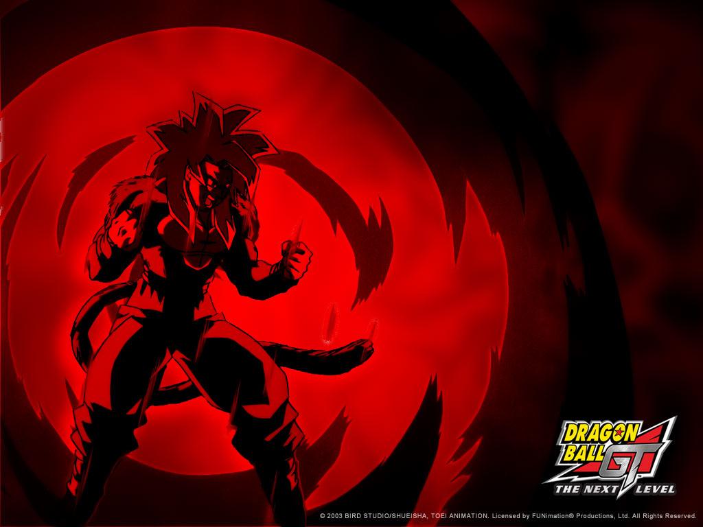 Manga Anime Dragon Ball GT 1024x768