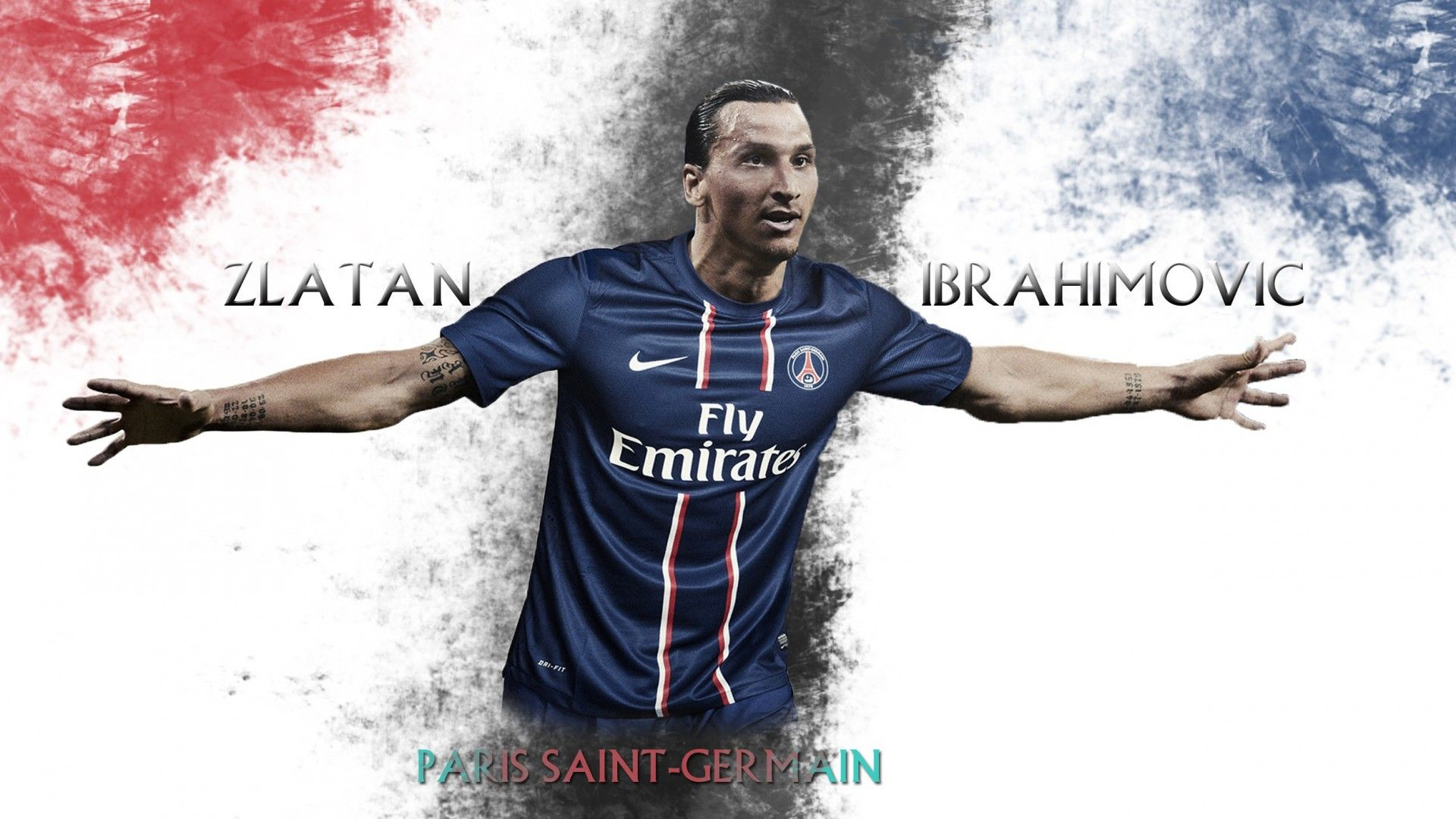 zlatan ibrahimovic paris saint german hd picture Football 1920x1080