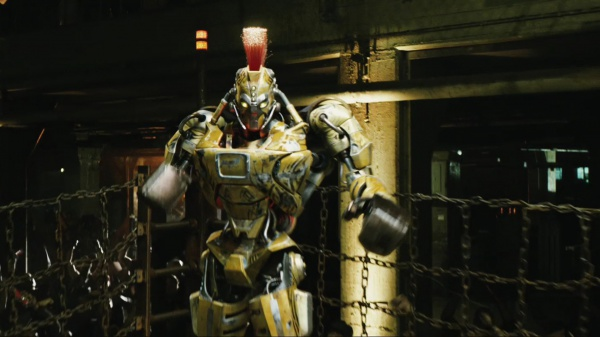 Real Steel Wallpaper Wallpaper 600x337